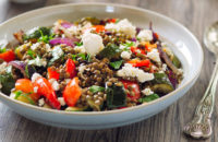 Herb-Friendly Lentil Salad