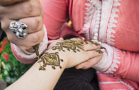 Bad Reactions to Temporary Henna Tattoos