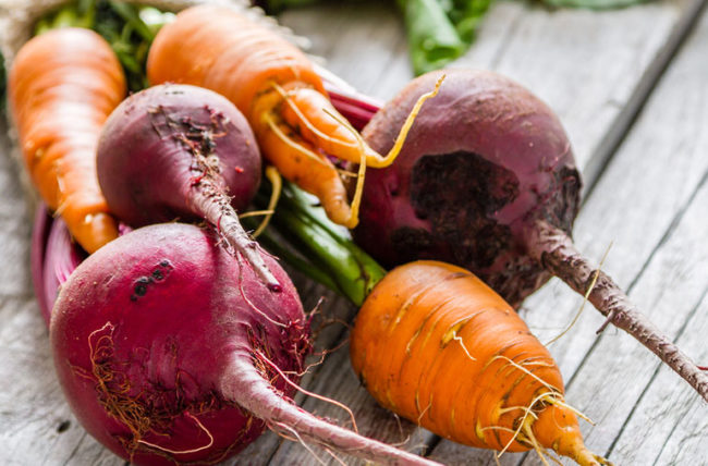 Root vegetables safe consumption for thyroid