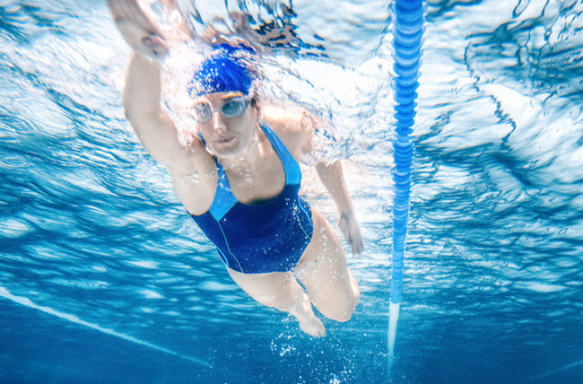 swimming exercise good for asthma
