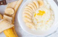 Bananas and rice best for diarrhea