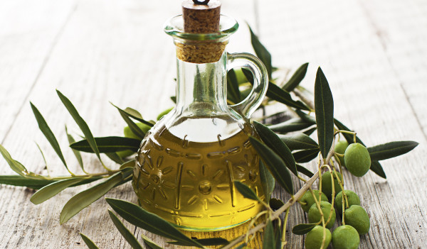 Make olive your go-to oil.