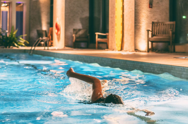 Is Chlorine In Indoor Swimming Pools Hard On Your Lungs Health Essentials From Cleveland Clinic