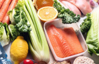 foods that fight inflammation salmon eggs veggies skinless chicken