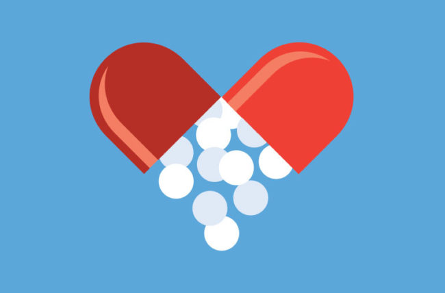 heart care and beta blockers medication
