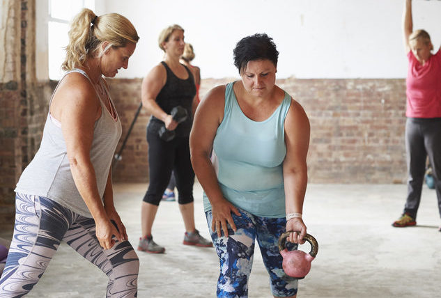 How You Can Beat Weight Gain After Menopause