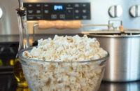 Healthy ways to eat popcorn