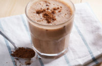 cocoa bliss smoothie
