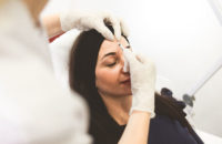 brow lift, eye surgery