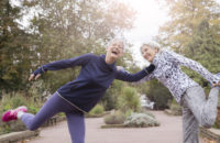Do You Worry About Falling? Try Exercises for Better Balance