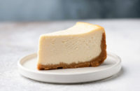 New York Cheesecake, Cheesecake, Heart Healthy Recipes, Healthy Desserts, Vegetarian