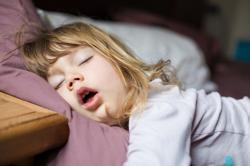 Does Your Child Snore? 5 Signs of Trouble