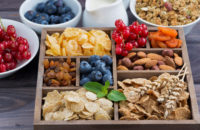 How Small, Frequent Meals Can Help Athletes Keep Energy High