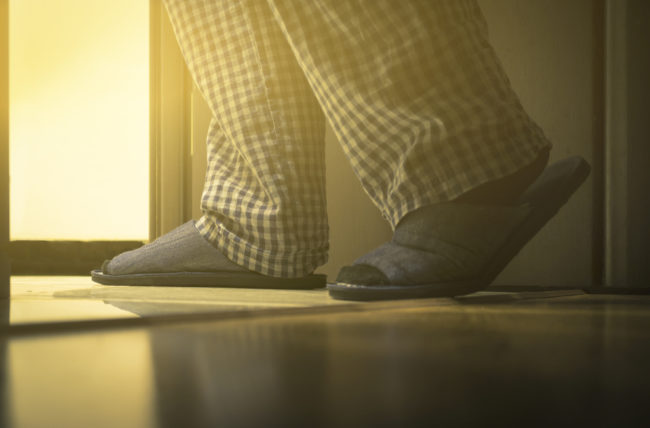 Men, Is Waking Up to Pee Interrupting Your ZZZs? Try These 4 Tips