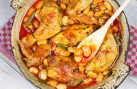 Chicken, Chicken Recipes, Cannellini Beans, Healthy Recipes