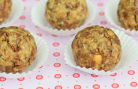 Penut Butter Flaxseed balls recipe
