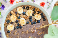 smoothies, fruit smoothies, smoothie bowls, potassium, heart healthy recipes, breakfast