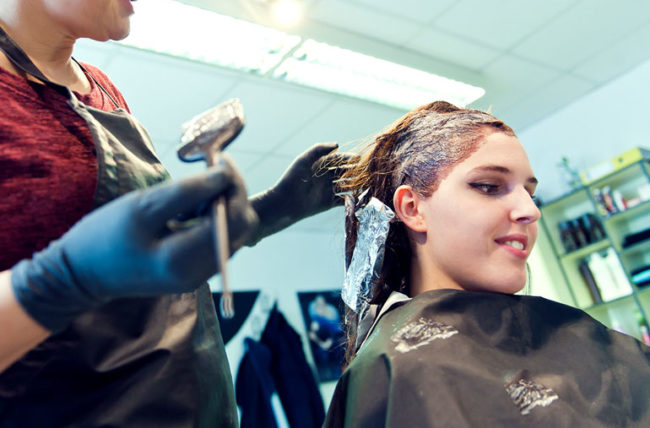 Hair Dye Safety: What You Need to Know About Salon and Box Color