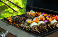 summer cookout grilling