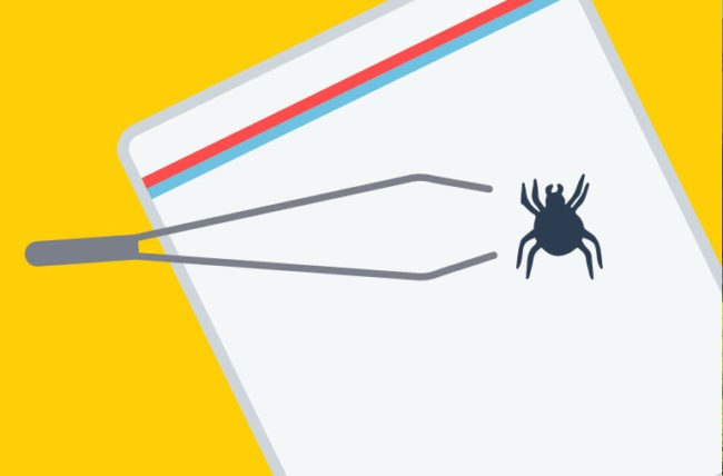What to do when a tick bites your child