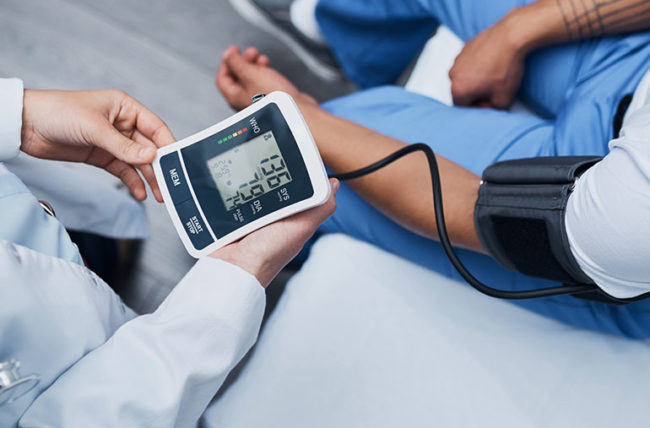 Why Chronic High Blood Pressure Is So Dangerous – Health ...