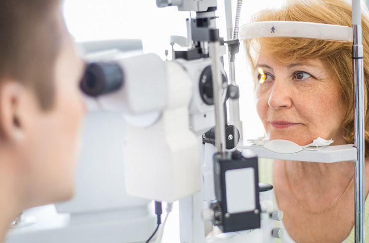 Eye exams are important to keep eyes healthy