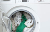 Lots of laundry when encopresis is present