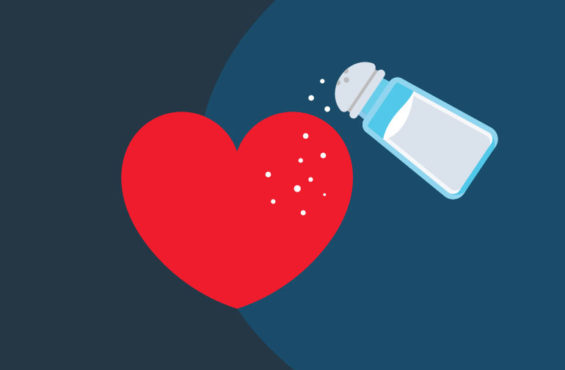 Salt and your heart