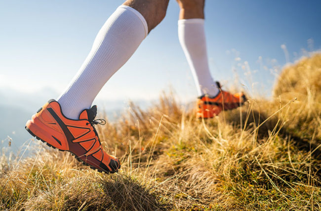 circulatory system, venous circulation, compression socks, compression stockings, compression socks for sports, sleeping in compression socks, poor circulation