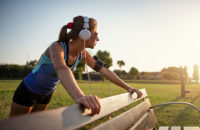 exercise, running, exercising in the heat, outdoor exercises