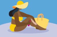 people of color and sunscreen