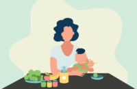 babies, babies and diet, baby formula, breast feeding, breast milk, infant care, baby food, fruits, vegetables, puree