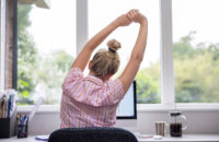 back pain, cracking your back, spinal health