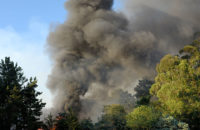 COPD, air pollution, wildfire, smoke from fire, COVID-19, air quality